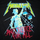 Metallica Justice For All Tee Size X-Large