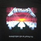 Metallica Master of Puppets T-shirt Size Large