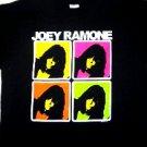 Joey Ramone Warhol Tee Size Large