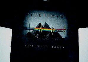 Pink Floyd Dark Side Pyramids Tee Size Large
