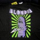 Blondie Atomic T-shirt Size X-Large