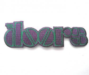 The Doors Logo Patch (Random Color)