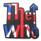 The Who Arrow Patch