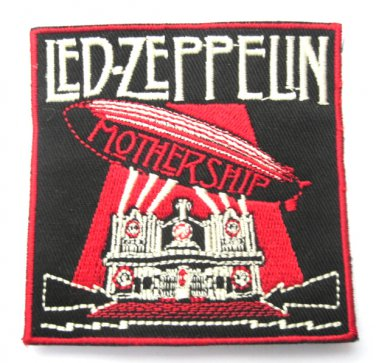 Led Zeppelin Mother Ship Patch