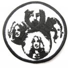 Led Zeppelin Band Faces Patch