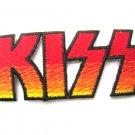 Kiss Logo Patch