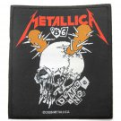 Metallica Damage Inc Patch