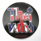 The Who Arrow Round Sticker
