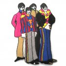 The Beatles Toon Patch