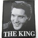 Elvis The King Face Patch