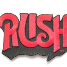 Rush Logo Patch