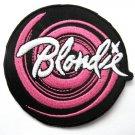 Blondie Round Patch