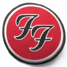 Foo Fighters Round Patch