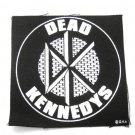 Dead Kennedys Canvas Patch