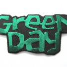 Green Day Logo Patch