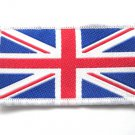 Brit Flag Sew On Patch
