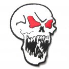 Screaming skull Patch