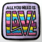 All You Need Is Love Patch