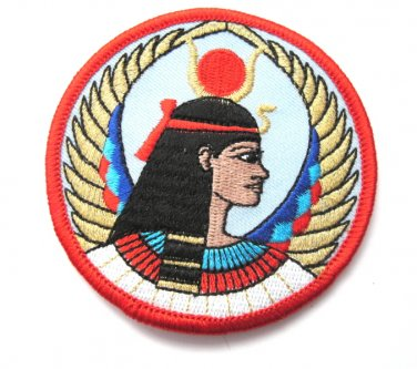 Isis Goddess Patch