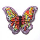 Purple Butterfly Patch