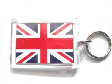British Flag Key Chain
