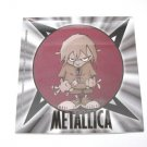 Metallica Bad Ass Sticker