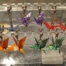 Origami Crane Earring #6.7.8.