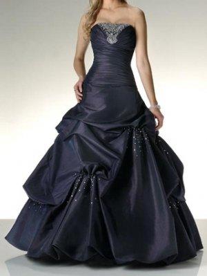 fashion black Prom dresses 2011 EP6