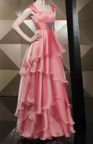 fashion pink Prom dresses 2011 EP9