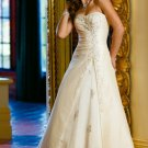 latest style lace wedding dress 2011 EC78