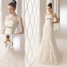 new collection rhinestone and swarovski lace wedding dress 2011 EC134