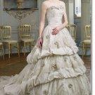 latest style  princess wedding dress 2011 EC185