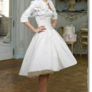 latest style short wedding dress 2011 EC187