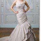 latest style designer  wedding dress 2011 EC190