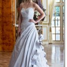 Free shipping designer casual wedding dress 2011 EC193