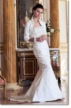 Free shipping designer casual wedding dress 2011 EC194