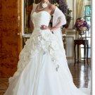 Free shipping designer wedding dress 2011 EC196