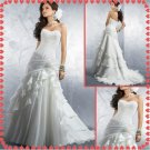 Free shipping organza wedding dresses 2011 EC228