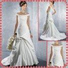Free shipping organza wedding dresses 2011 EC227