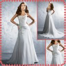 Free shipping halter beaded wedding dresses 2011 EC230