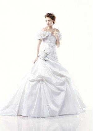 fashion latest vintage wedding dress EC268