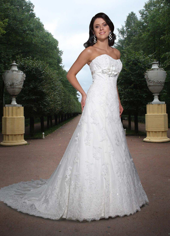 Free shipping new model lace wedding dress EC321