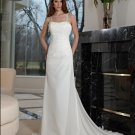 Free shipping the latest swarovski crystals wedding dresses EC340
