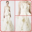 fashion latest style vera wang wedding dress 2011 EC355