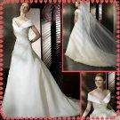 2012 off shoulder bridal mermaid wedding dress EC397