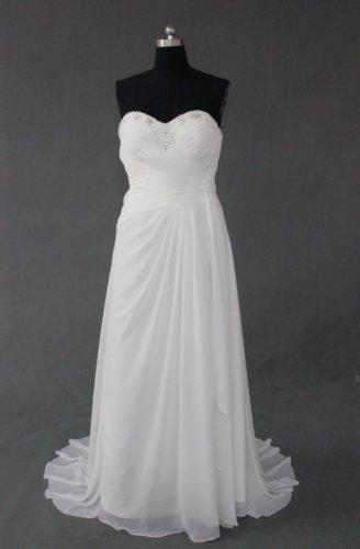 EC479 new fashion stylish beach wedding dress 2013