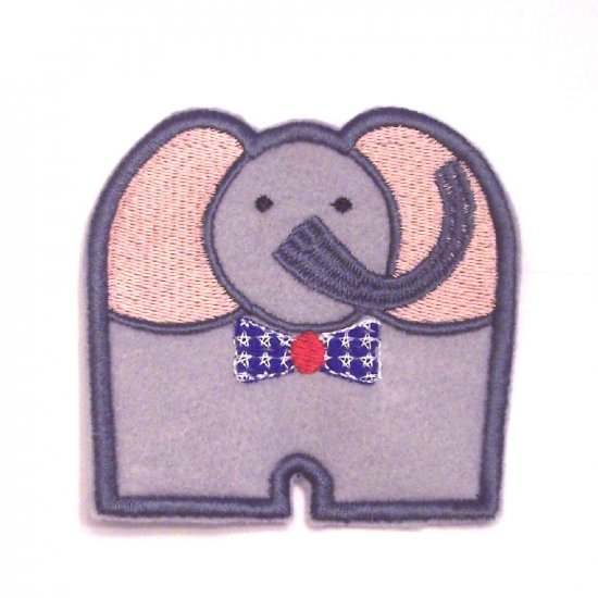 Naughty Pooping Republican Elephant
