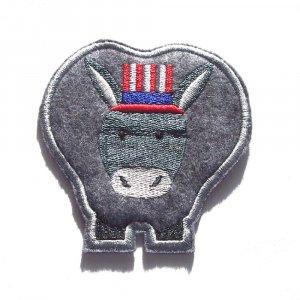 Naughty Pooping Democratic Donkey