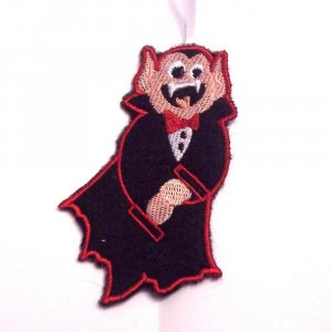 Halloween Vampire lollipop Holder