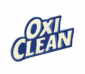 OxiClean Patch for costumes